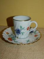 Francia Limoges kávés csésze.