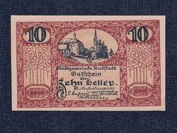 1 db osztrák szükségpénz 1920 (id7567)