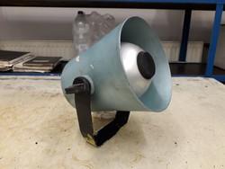 Elektris Elektroimpex H5-T régi retró iskolai gyári hangszóró hangosbemondó