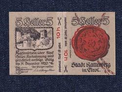 1 db osztrák szükségpénz 1920 (id7553)