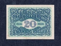 1 db osztrák szükségpénz 1920 (id7561)