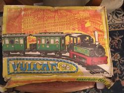 Vulcan Ankerbahn 2127 Felhúzós Játék Vonat, vasút