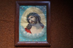 Krisztus és Mária  kép