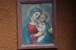 Szűzanya a kis Jézussal