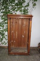 Vintage könyvespolc, szekrény