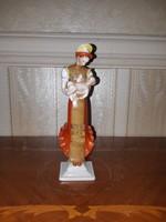 Herendi antik madonna 18 cm