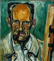 Scheiber Hugó (1873 - 1950): A festőművész