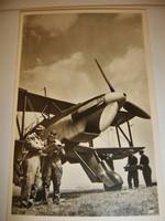 2. Vh. német katonai képeslap (9.)