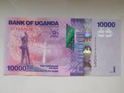 Uganda 10 000 shilingi 2010 UNC