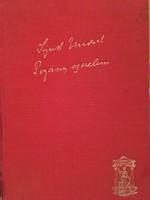 Sigrid Undset /Pogány szerelem. Atheneum kiadó!