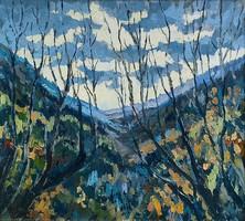 Paál Albert (1895 - 1968): Angerer (Fás völgy)