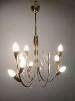 Kalmar Werkstatten csillár / mennyezeti lámpa / 60-as évek