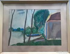 Bartl József / 1932 - 2013 / festmény eladó