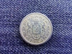 Románia I. Ferdinánd (1914-1927) 1 Lej 1924 - / id 14622/