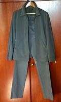 Mexx women-Taifun sportive hamvas szürke. jó szabású divatos sztreccs kosztüm 40-es+ajándék táskával