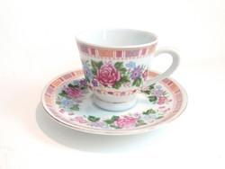 Kínai porcelán kávés készlet 10 db