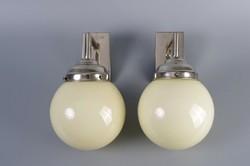 Retró falikar lámpák párban