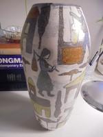 Német kerámia váza