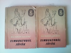 Werner Legere:Timbuktubul jövök I II