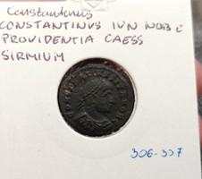 Constantinus (Sirmium verde)
