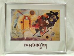 KANDINSKY  REPRO KÉP 25X31