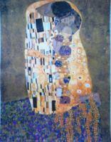 Gustav Klimt lenyűgöző eredeti grafikája