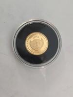 0,5 gramm 99,99% arany