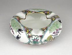 0Z094 Lotus Blooms keleti porcelán hamutál
