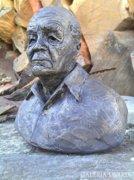 Wass Albert mellszobor