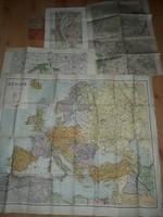 6db 1945 előtti térkép