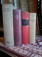 Ady, Babits, Kosztolányi, Szabó lőrinc Összes versei 4 könyv