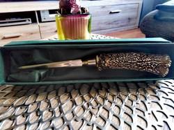 Levelbonto kés