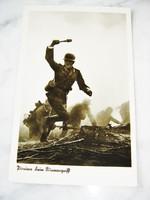 2. Vh. német katonai képeslap (34.)