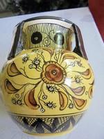 Városlődi Borszéky Frigyes kerámia váza