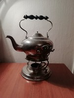 Art deco jelzett teamelegítő, teafőző