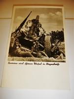 2. Vh. német katonai képeslap (19.)