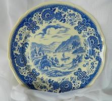 Villeroy&Boch Burgenland kék tál, tálaló, tányér
