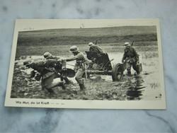 2. Vh. német katonai képeslap (46.)