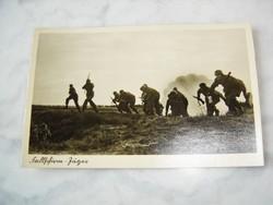 2. Vh. német katonai képeslap (35.)