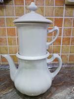 Porcelán Teafőző