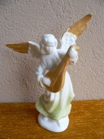 Villeroy & Boch porcelán angyal figura
