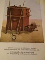 Kolera elleni orvosi könyv! 1928! Gyűjtői!