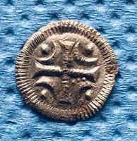 II.Béla ezüst dénár éh52