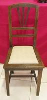 Szecessziós felújított szék