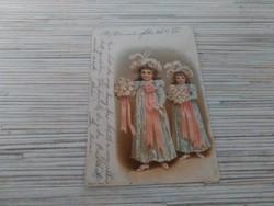 Antik képeslap (1901)