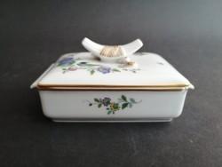 Meissen porcelán  bonbonier - EP