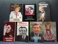 Életrajzi könyvek