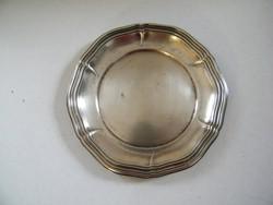 Antik kis ezüst tálca (835)