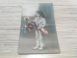 Antik képeslap (1914)