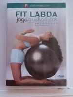 Fit Labda - Jóga gyakorlatok DVD